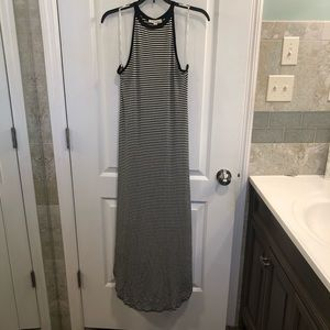 NWT Rolla Coster Striped Maxi Dress